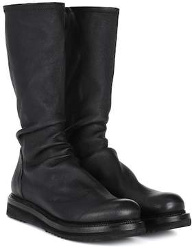 Rick Owens Leather boots