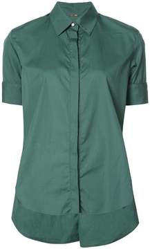 ADAM by Adam Lippes flared concealed shirt