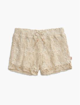 Lucky Brand Crochet Lace Short