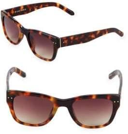 Linda Farrow 50MM Square Sunglasses