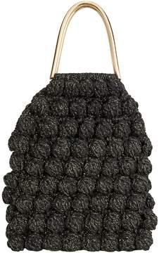 Ulla Johnson Barranco Cotton Noir Bag