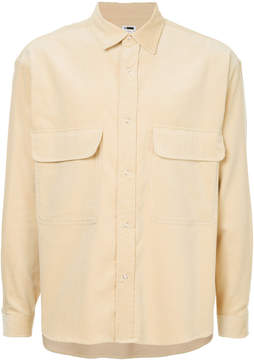 H Beauty&Youth oversized pocket shirt