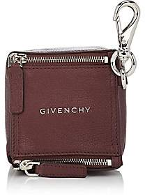Givenchy Women's Pandora Cube Pouch-Oxblood