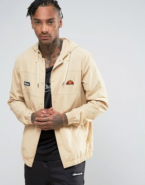 Ellesse Lightweight Jacket in Stone