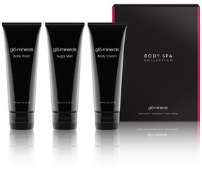 glominerals Body Spa Collection
