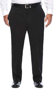 Blend of America STAFFORD Stafford Travel Wool Stretch Suit Pants- Portly Fit