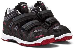 Viking Cascade Ii Mid Gtx Black/Red
