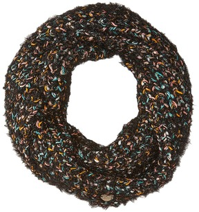 Betsey Johnson Spacey Knit Snood Scarves