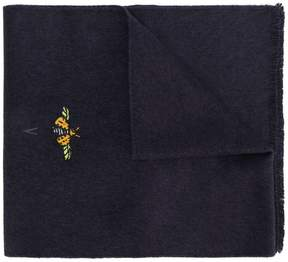 Gucci bug patch scarf
