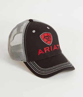 Ariat Black Trucker Hat