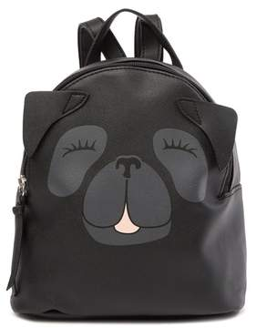 T-Shirt & Jeans Puppy Backpack