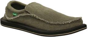 Sanuk Men's Chiba B & T Moc Toe Shoe