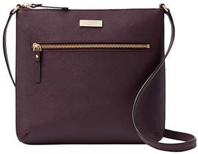 Kate Spade Mahogany Laurel Way Rima Leather Crossbody Bag