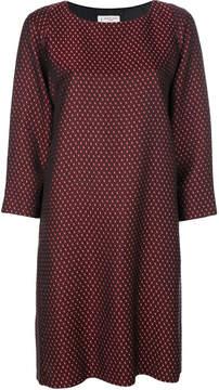 Alberto Biani jacquard dress