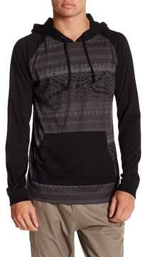 Burnside Printed Hoodie Pullover