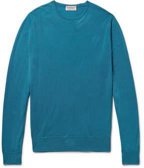 John Smedley Lundy Virgin Wool Sweater