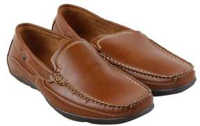 Steve Madden M-Need Cognac Mens Casual Dress Loafers