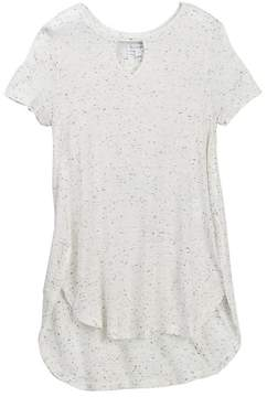 Love, Fire Shirttail Hem Top (Big Girls)