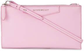Givenchy pink Antigona messenger bag