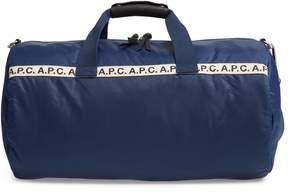 A.P.C. Sac Maybellene Nylon Duffel Bag