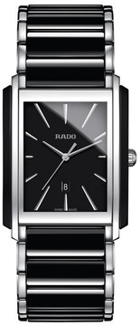 Rado Men's Integral Tank Bracelet Watch, 31Mm X 41Mm