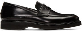 WANT Les Essentiels Black Marcos Loafers
