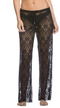Becca Women's Poetic Lace Cover-Up Pants