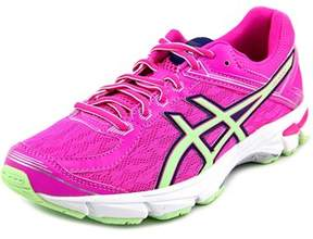 Asics Gt-1000 4 Gs Youth Round Toe Synthetic Pink Running Shoe.