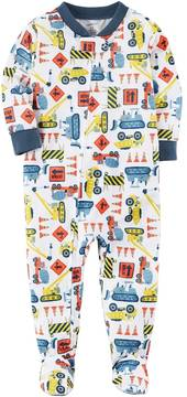 Carter's Toddler Boy One-Piece Footed Pajamas