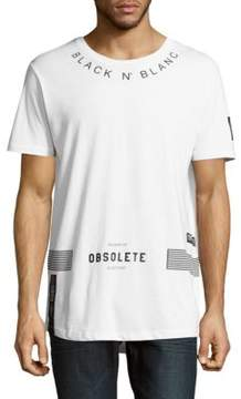 ProjekRaw Obsolete Cotton Tee