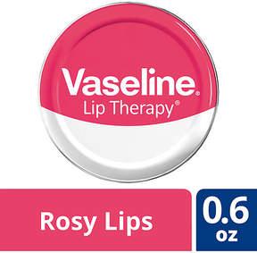 Vaseline Lip Balm Tin Rosy Lips Pink