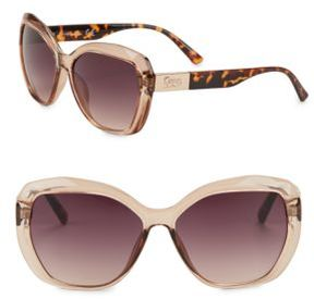 Sam Edelman 57MM Butterfly Sunglasses