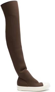 Rick Owens Neoprene High Boot