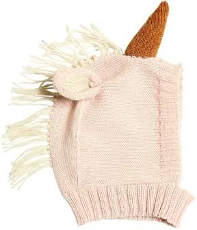 Oeuf Unicorn Baby Alpaca Tricot Hat