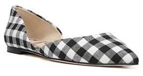 Sam Edelman Women's Rodney Pointy Toe D'Orsay Flat