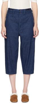 Chimala Indigo Farmers Work Jeans