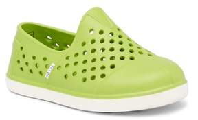 Toms Perforated Slip-On Sneaker (Toddler & Little Kid)