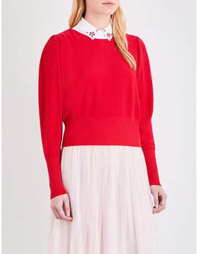 Claudie Pierlot Mathys knitted jumper