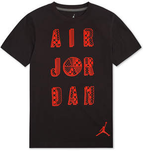 Jordan Graphic-Print Cotton T-Shirt, Big Boys (8-20)