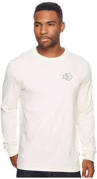 Converse Cons Wordmark Long Sleeve T-Shirt Men's T Shirt
