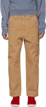 Acne Studios Brown Anselm Trousers