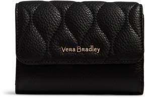 Vera Bradley Riley Compact Wallet - SYCAMORE BLACK - STYLE
