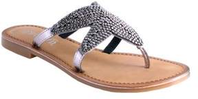 NOMAD Women's Shelly Starfish Thong Sandal.
