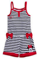 Disney Minnie Mouse Romper Cover-Up for Girls