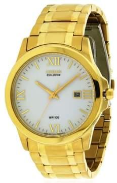 Citizen Eco-Drive BM7262-57A White Dial Watch