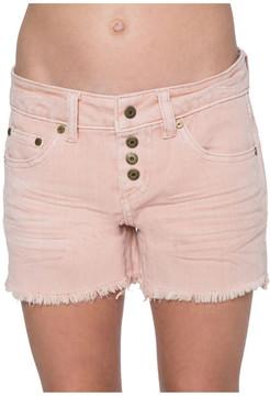 O'Neill Shiloh Cutoff Denim Shorts (Little Girls)