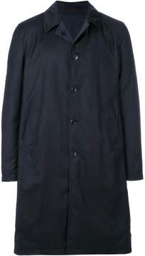 Lardini reversible single breasted coat