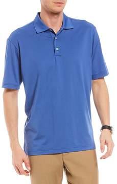 Daniel Cremieux Signature Jersey Short-Sleeve Performance Polo Shirt