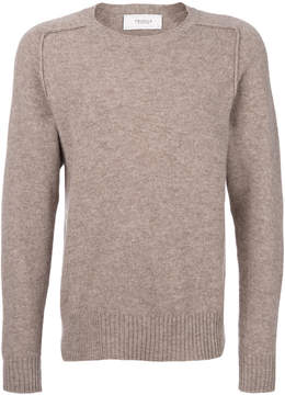 Pringle Saddle round neck jumper