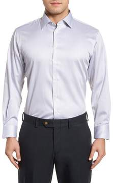 Nordstrom Traditional Fit Stripe Dress Shirt